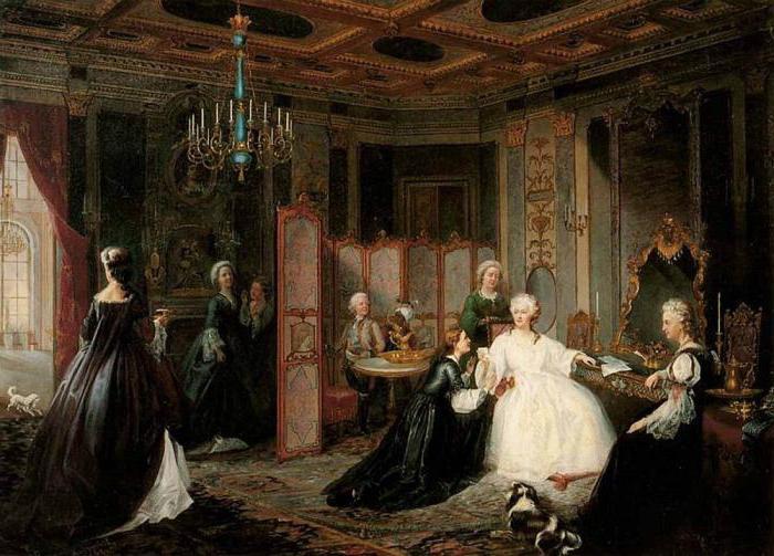 Чем обедали русские монархи: что ели и пили