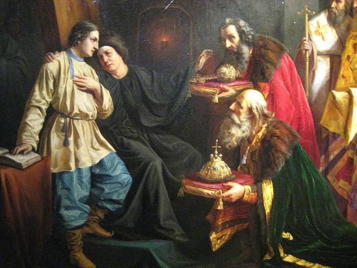 Кто был родоначальником Романовых на самом деле