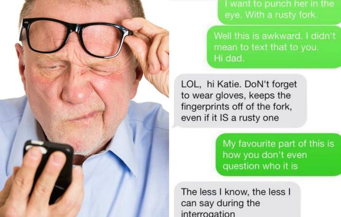 Подростки случайно отправили родителям не то сообщение— самые смешные случаи. Абонент временно в шоке!