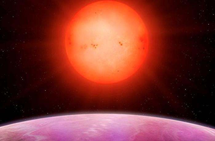 Ученые обнаружили гигантскую планету совершенно неожиданно!