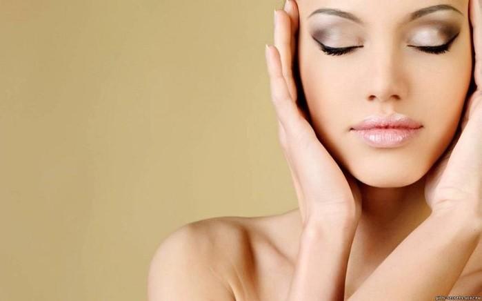 Если худое лицо, то какой макияж лучше?