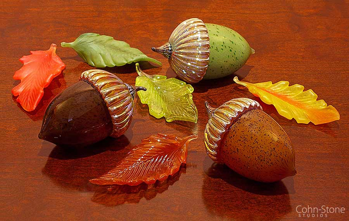 glass-acorn-leaves (700x443, 429Kb)