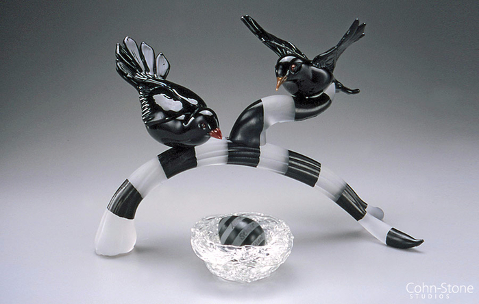 hand-sculpted-glass-birds (700x443, 267Kb)