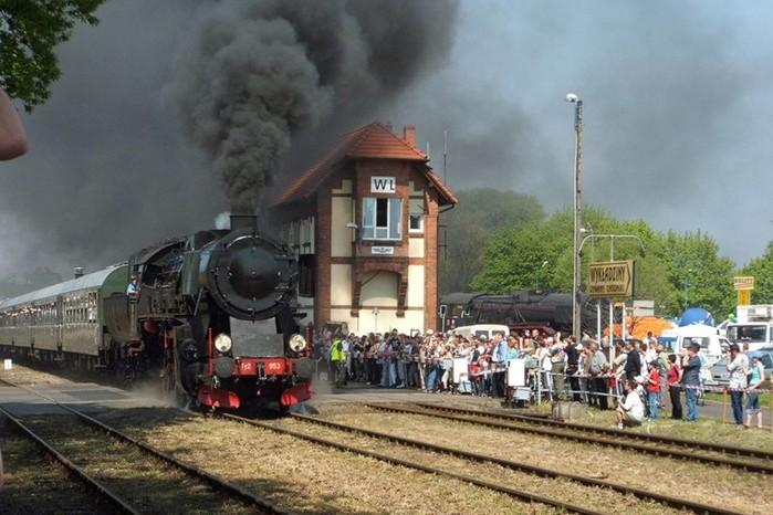 Интересное о железных дорогах, поездах и изобретателях