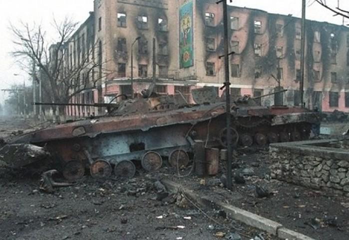 Главные просчеты федерального командования в Первой Чеченской войне