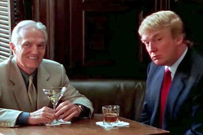 What movies did Donald Trump star in? Movie career of the President of the United States 9 films with the most famous roles