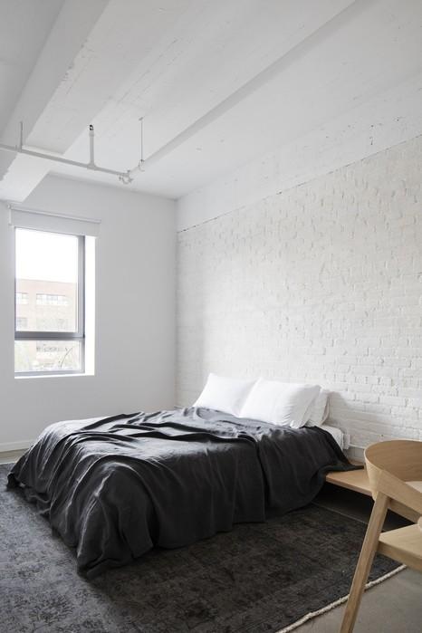 Интерьер квартиры в центре Монреаля