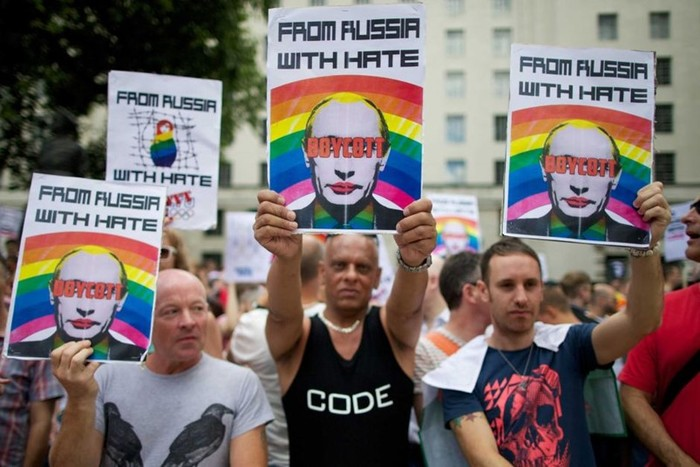 8 countries with the toughest anti-gay laws