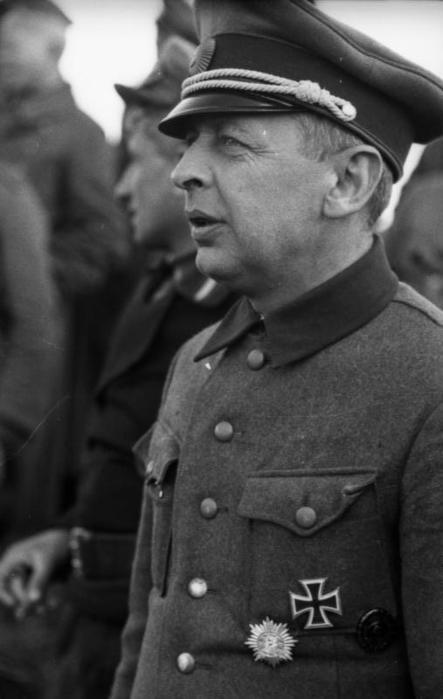Бронислав Каминский. Судьба самого жестокого предателя