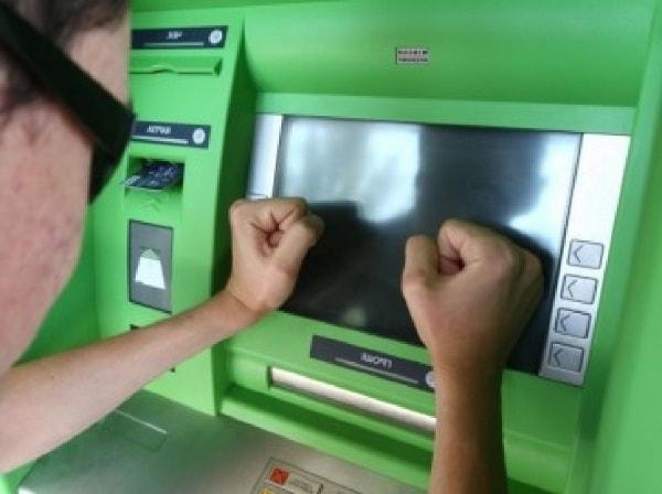 Банкомат проглотил карточку. Советы сотрудника банка