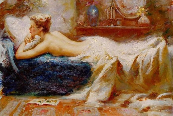 художник Эль Говард 1-4 (699x471, 361Kb)