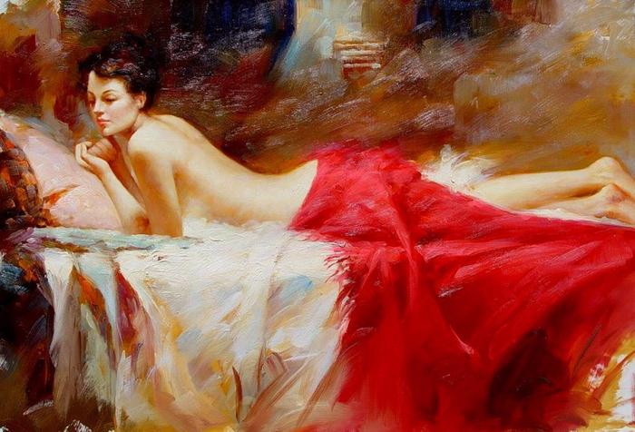 художник Эль Говард 33 (700x476, 435Kb)
