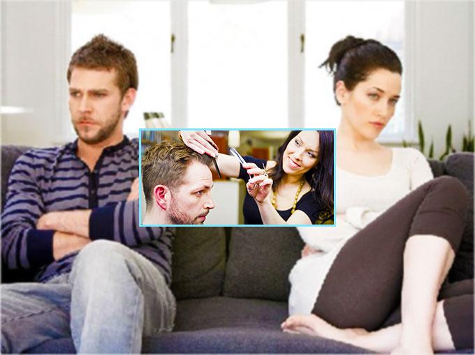 Стричь мужа жене нельзя. Почему