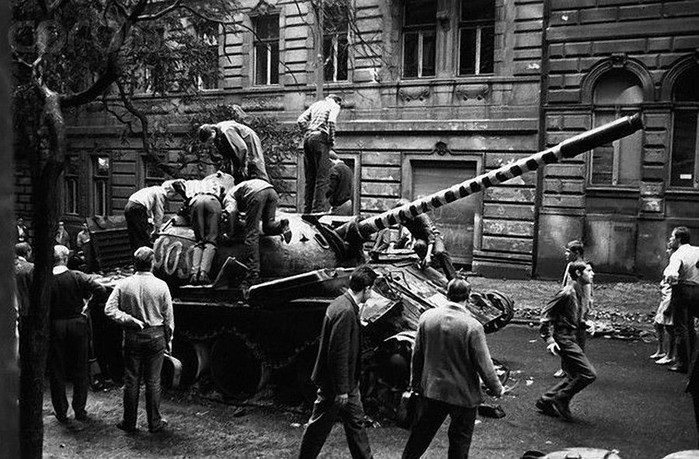 "Almost 50 years of Operation Danube. A look at the facts about the ""defense of socialist conquests in Czechoslovakia"""