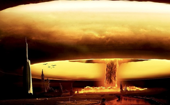 Какой принцип работы водородной бомбы? Чем водородная бомба отличается от атомной