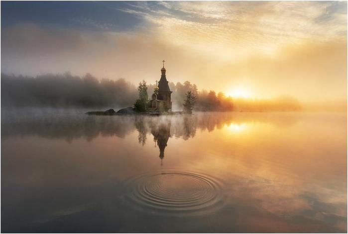 15 of the most beautiful landscapes of Russia from talented photographers