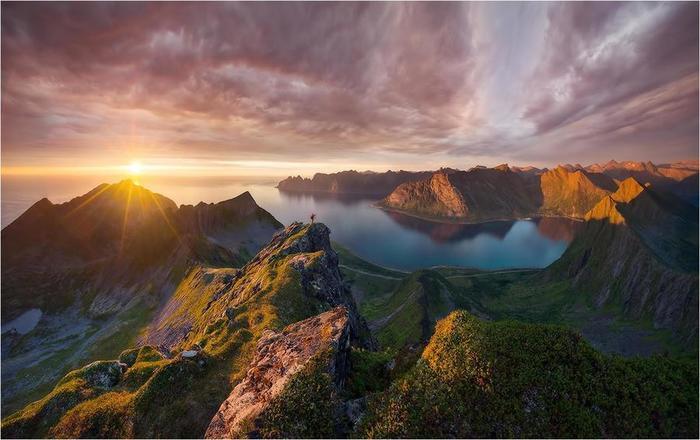 Где в мире самый зрелищный закат? Фотографии