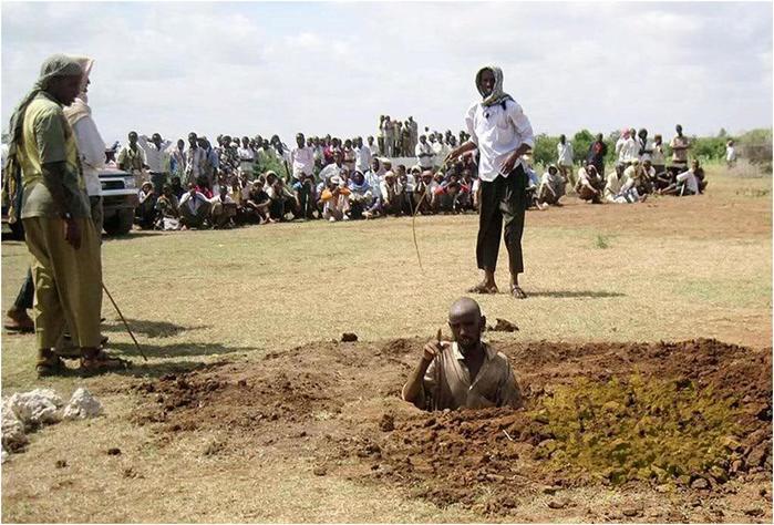 За что могут казнить человека в Африке? Несколько шокирующих фактов об африканских законах