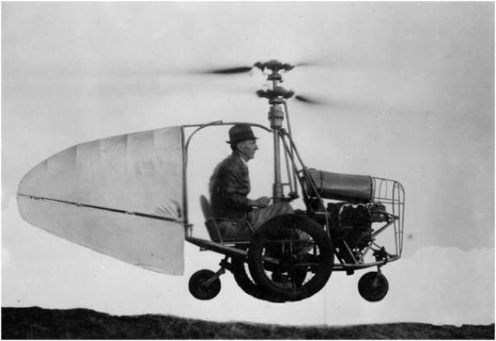 Flying cars that actually existed