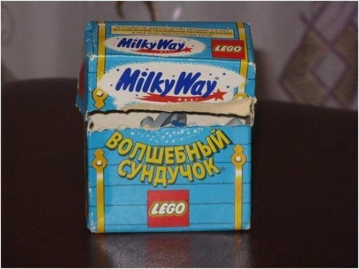 20 легендарных продуктов из 1990-х годов