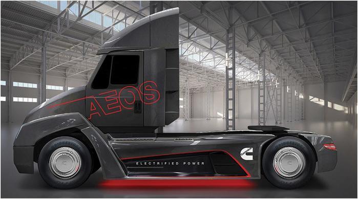 Илон Маск представил грузовой электромобиль будущего. Разработки других компаний были какими?
