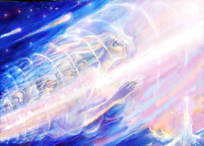 Воссоединение – Венец спирали воплощений человеческого Духа - 1 (700x502, 108Kb)