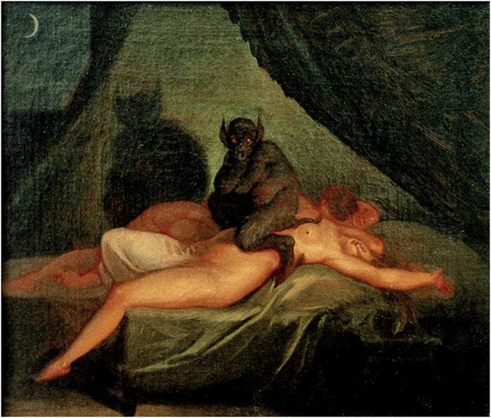 Паралич во сне— странное явление в нашей жизни