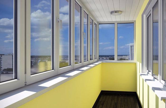 Реализация совмещения балкона с комнатой: что и как делать?.