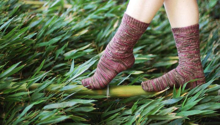Носки из бамбука или хлопка что лучше