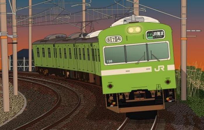 Японский пенсионер создаёт в Excel великолепные картины