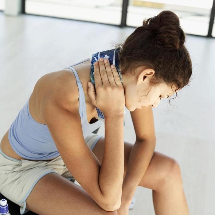 Если зажата шея: 13 упражнений Фельденкрайза