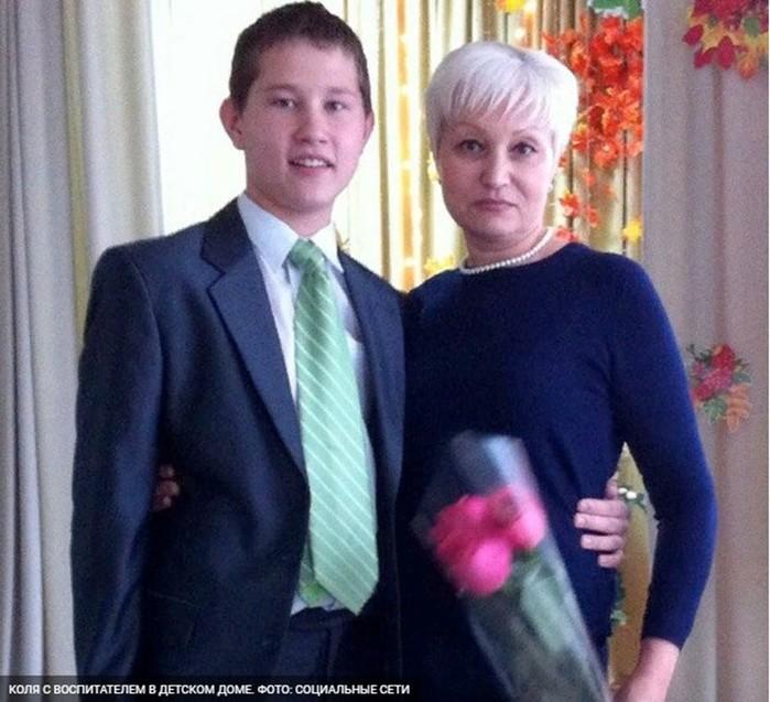 Евдокия Германова отдала в психушку своего совершенного здорового приемного сына