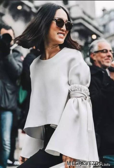 Базовый тренд: 12 модных рубашек 2018 года