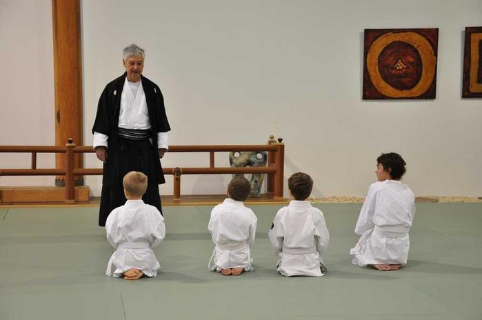 Детское айкидо— фундамент гармоничного развития ребенка