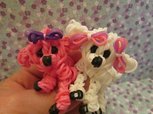 Плетём игрушки из резиночек