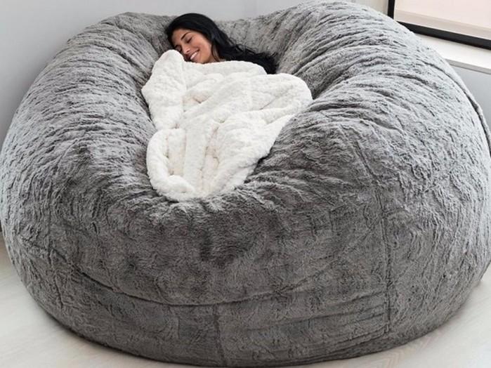 Как на облаке: подушка гигант, покорившая интернет