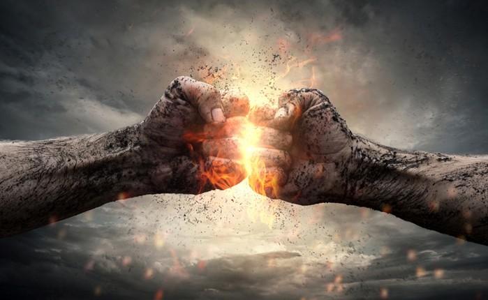 Как победить в драке любого противника