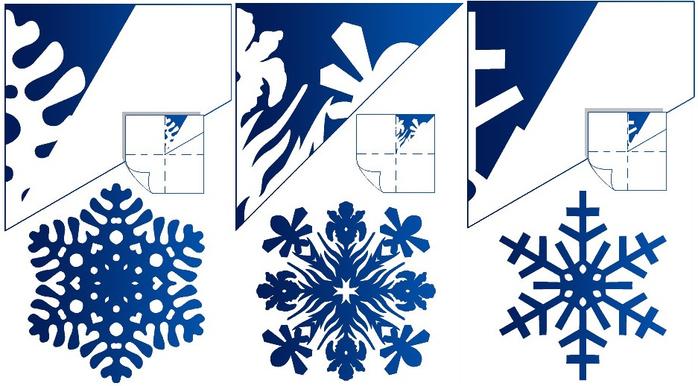 бумажные снежинки 14 (700x386, 276Kb)