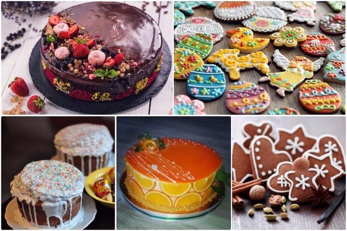 Глазурь 5 рецептов глазури для торта, кекса, печенья, кулича (2) (700x466, 127Kb)