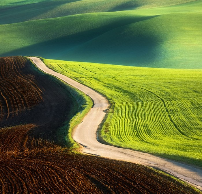 Необыкновенной красоты пейзажи Кшиштофа Бровко. Как прекрасен этот мир!