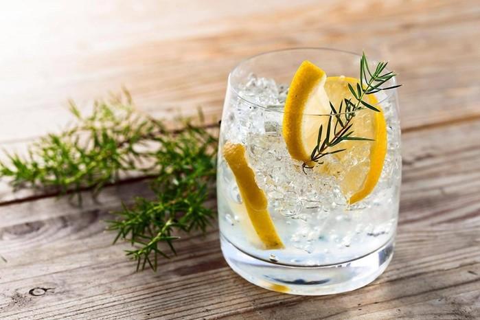 Секрет приготовления джин тоника от знаменитого шеф повара