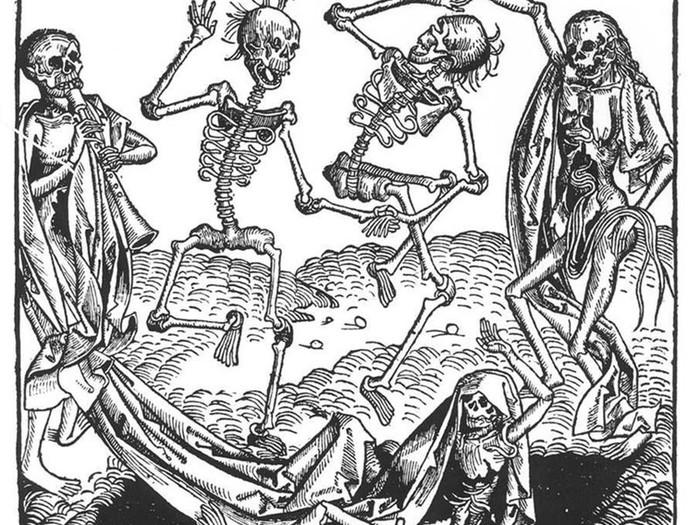 екс во время чумы, или Парочка пикантных подробностей об эпидемии Черной Смерти