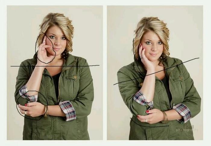 Топ-6 советов, которые позволят идеально выглядеть на фото