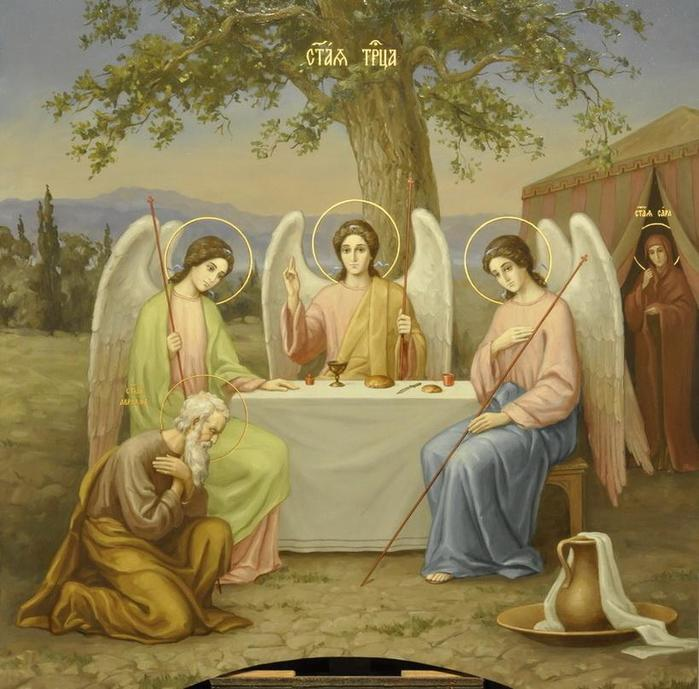 Что значит крестное знамение на самом деле