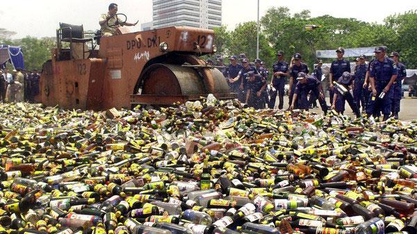 Почему мусульманам нельзя пить алкоголь