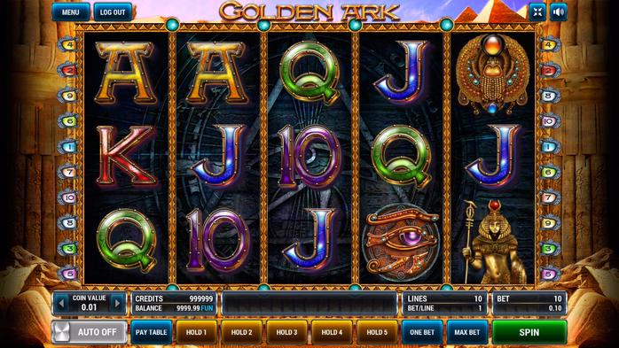 4. игровой автомат  Golden Ark (700x393, 488Kb)