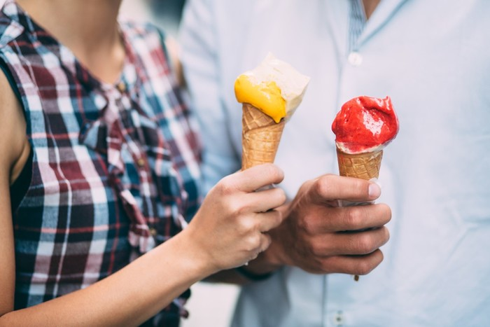 Мороженое  полезный продукт