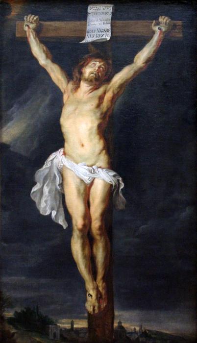 Peter_Paul_Rubens_-_Christus_aan_het_kruis (402x700, 331Kb)