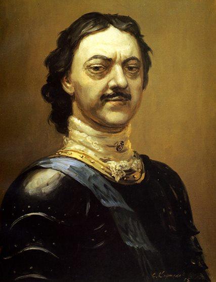 Пётр Первый (427x556, 36Kb)