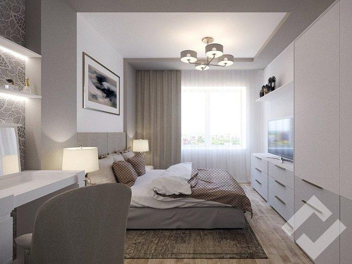 квартира киев спальня мол.семья (700x525, 60Kb)